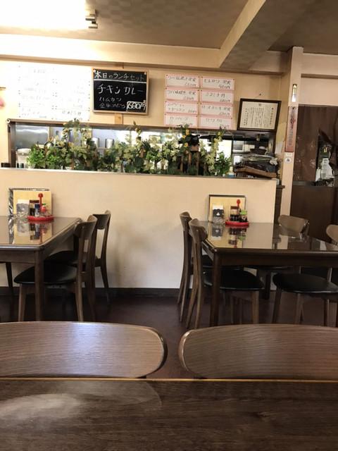 つかさ - 店内写真  ホント…食堂