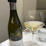 なかがわ - マイレビ様は「白ワイン(1000円)」を追加。