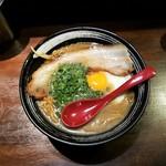焼麺 劔 - 目玉焼麺全景