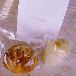KUSA.喫茶 - 購入したパンとマフィン