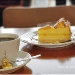 BON POINT CARDIN - モーニングの説明ナシでチーズケーキに早変わり
