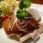 101331101 - 焼鶏定食 980円