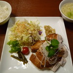 101331104 - 焼鶏定食 980円