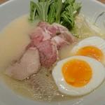 KYOTO MISO RAMEN KAZU - 京都白味噌ラーメン