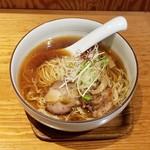 101332798 - 醤油らぁ麺