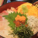 浜料理がんがん - がんがん名物海鮮丼