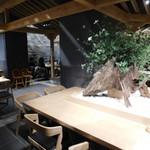 EDOCCO CAFE MASU MASU - 店内1