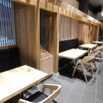 EDOCCO CAFE MASU MASU - 店内2