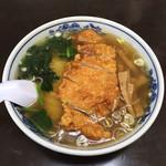 福建楼 - 料理写真:パーコーメン 900円