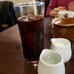 ベラ ポルト - ドリンク〜アイスコーヒー〜