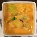コートロッジ - 料理写真:野菜カレー