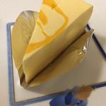 スイーツ パラダイス ケーキショップ - 温州みかんのババロア(108円)