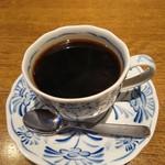 カフェドムッシュ - ホットコーヒー