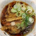 仲屋製麺所 - ごぼう天そば¥420