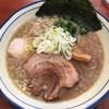 中華そば まるき - 料理写真:港町の煮干そば 850円です