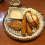 きんのつる - 料理写真:【メインプレート】はなつる定食 890円
