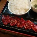 101353905 - 焼肉定食