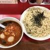 桃天花 - 料理写真:坦々つけ麺 大盛(890円)+味玉(100円)