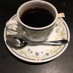 101356709 - 食後のコーヒー