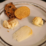 レストラン アロム - チーズ