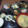 まるさん松本 - 料理写真:本日のお魚定食(淡路 黒メバル3種)