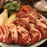 一品料理 善五郎 - 料理写真:ぼたん鍋