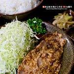 かつら - 料理写真:焼肉桂スタイル定食