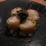 LA BONNE TABLE - 河豚のベニエ