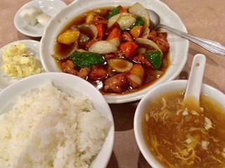 中華 大興 - 「酢豚 」700円