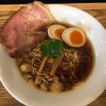 麺'sキッチン RIRI - 味玉醤油そば(850円)