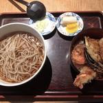 101367439 - 天丼セット (1100円)