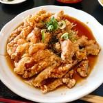 カイシンゲン - 油淋鶏