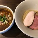 101367930 - 蟹カレーつけ麺