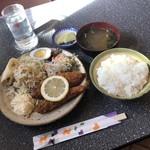 加茂 - 料理写真:加茂定食 900円