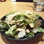 個室×地鶏串屋 園の子 - サラダ2