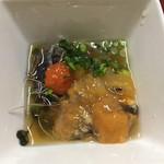 さかな処 三吉 - ホヤ酢 380円です
