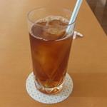 とんかつ まい泉 - ウーロン茶