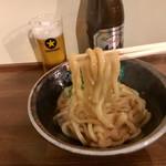 手打ちうどん 讃岐つけ麺 - 香川県民って実は釜玉うどん そんな食べないんじゃね?
