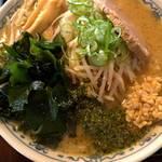 和家 - 料理写真:辛みそ納豆870円