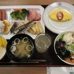 姫沙羅 - 朝食バイキング2019.02.02