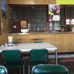 大井食堂 - 店内の雰囲気