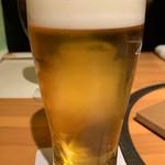 丸小 - ビール