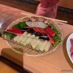 丸小 - 野菜