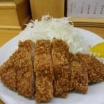 101379447 - 上ロースかつ定食 (1,100円)