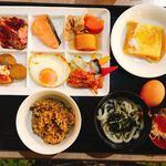 101379622 - 朝食ビュッフェ付き宿泊プランでした。