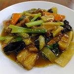 Shuukouen - 豚バラと野菜の醤油煮
