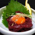 完全個室&食べ放題 焼肉ダイニングSae Style - 『さくらユッケ♪』生もの取り扱い再開しました!!