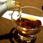 北京料理 桃源門 - 紹興酒(500円)
