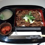 京の焼肉処 弘  - 和牛焼肉重(980円)