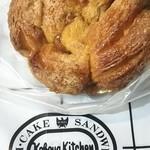 神戸屋キッチンエクスプレス - キャラメルバナナ